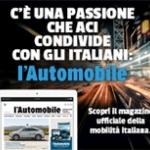 Ritorna la storica rivista dell'ACI l'Automobile