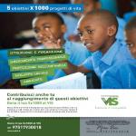ACI e VIS Volontariato Internazionale per lo Sviluppo