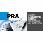 Prenotazione servizi PRA